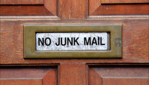 Internet Marketing Lessons Learned From Junk Mail