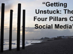 Getting Unstuck: Four Pillars Of Social Media [WEBINAR]