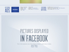Facebook Photo Sizes & Dimensions Cheat Sheet